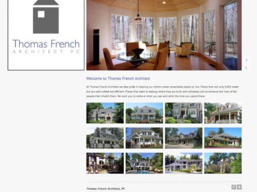 Thomas French Architect