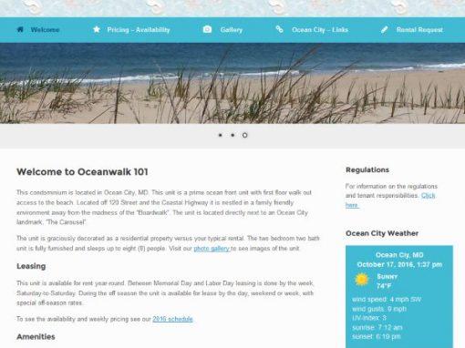 Oceanwalk 101