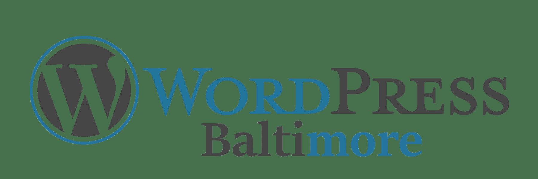 WordPress Baltimore